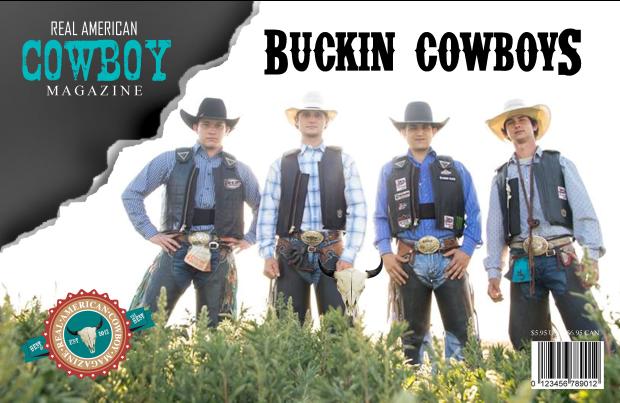buckin cowboys cover