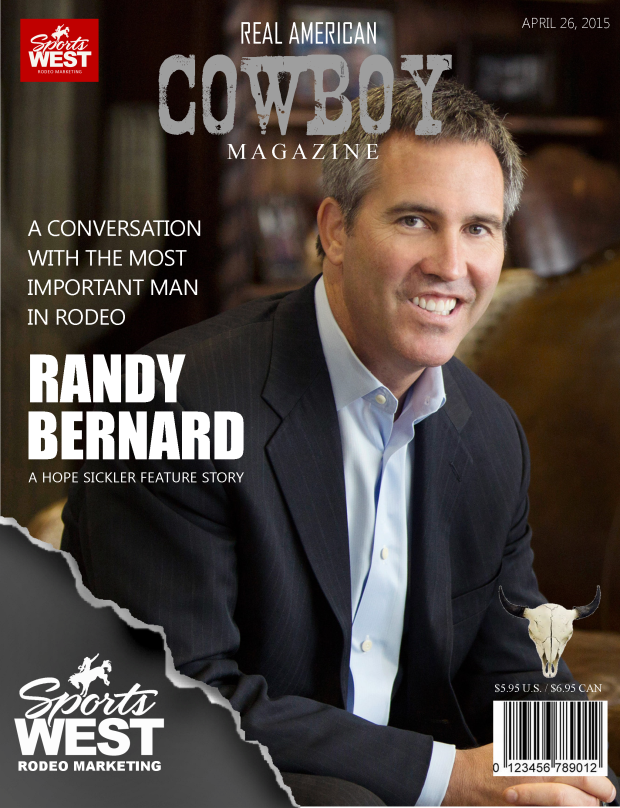 randy bernard cover SW
