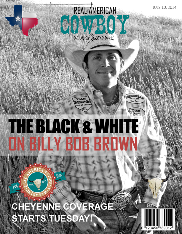 Billy Bob Brown Cover
